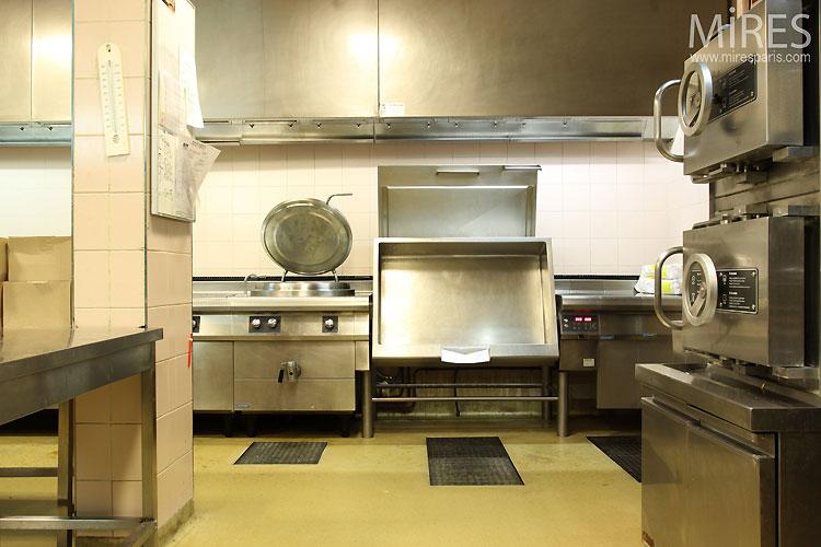 Cuisine professionnelle c0416 mires paris for Cuisine exterieure professionnelle