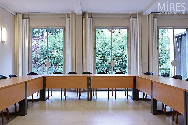 Salle de réunion. C0416
