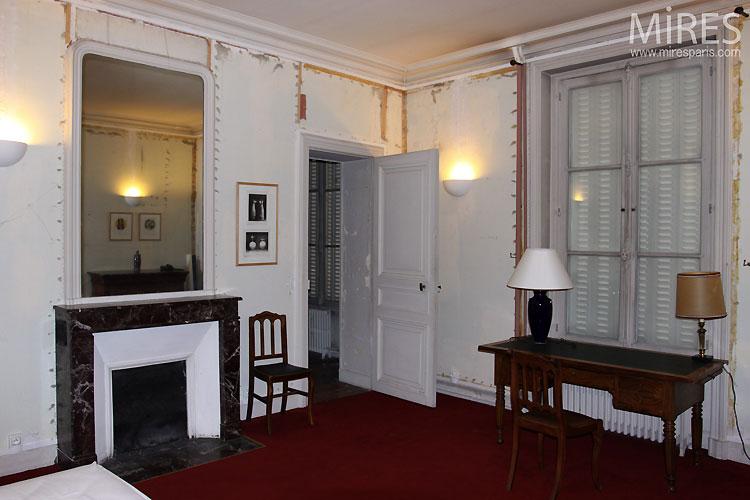 Classic bedrooms. C0520
