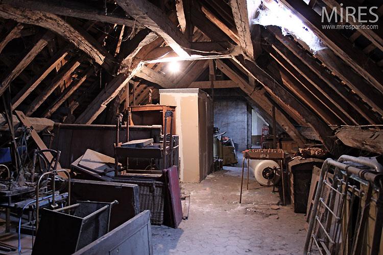 Stories attic. C0545