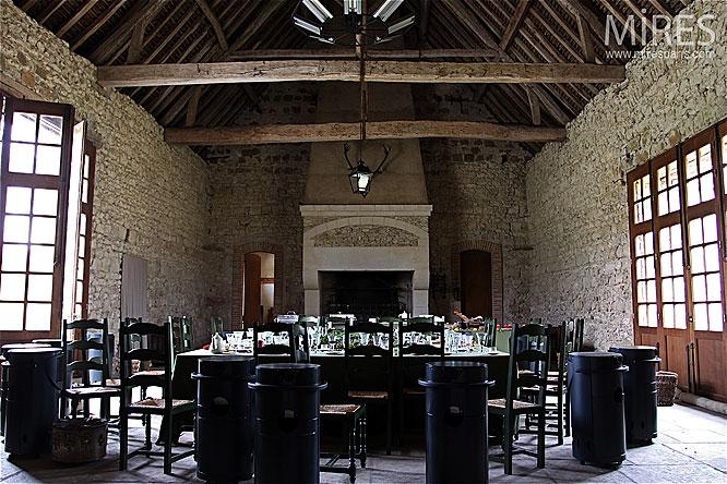 Diner rustique. C0143