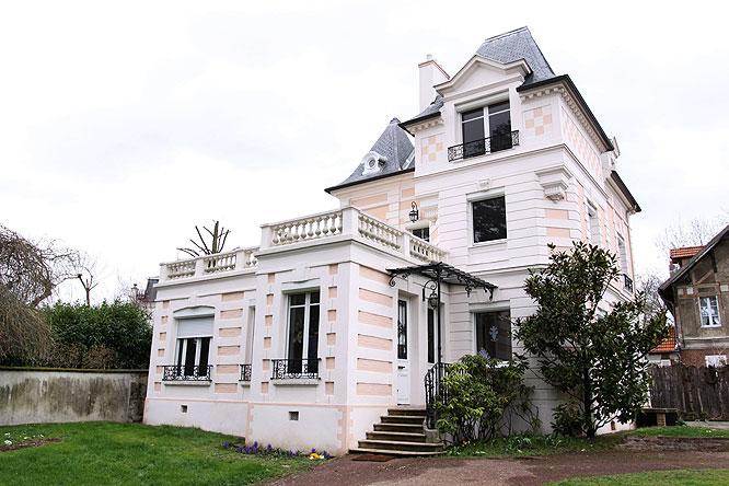 Maison bourgeoise. C0301