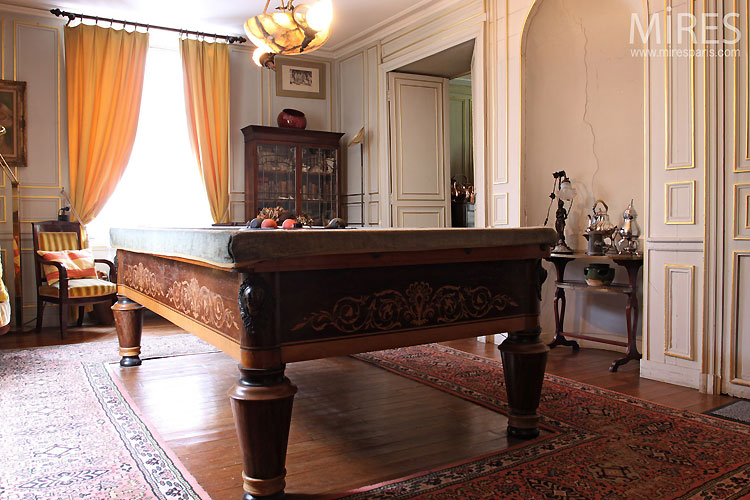 Table de billard. C0526