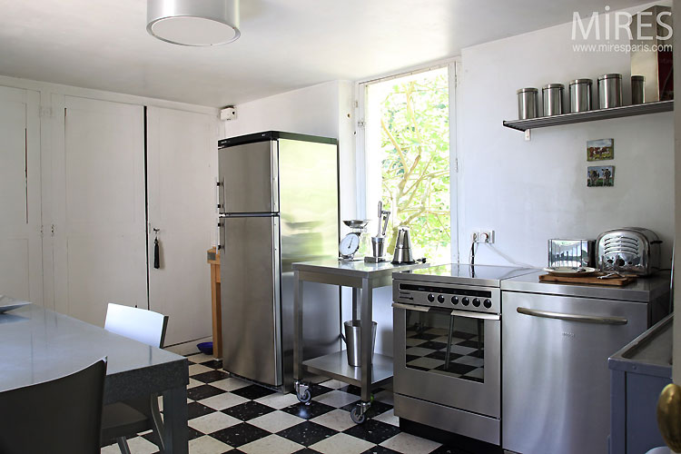 Petite cuisine moderne c0362 mires paris - Petite cuisine moderne ...