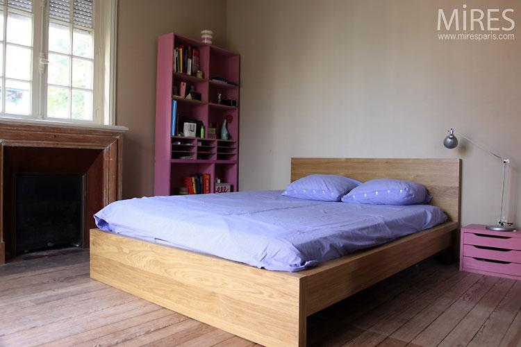 Bedroom and parquet. C0377