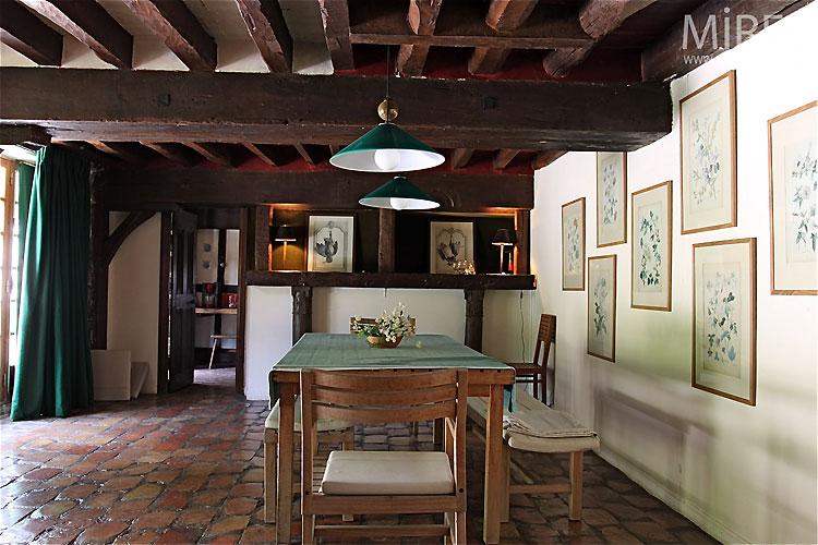 Dinning room. C0386