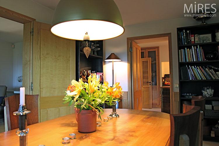 Dinning room. C0374