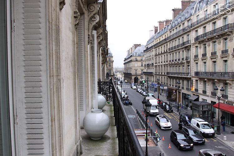 My parisian balconey. C0458