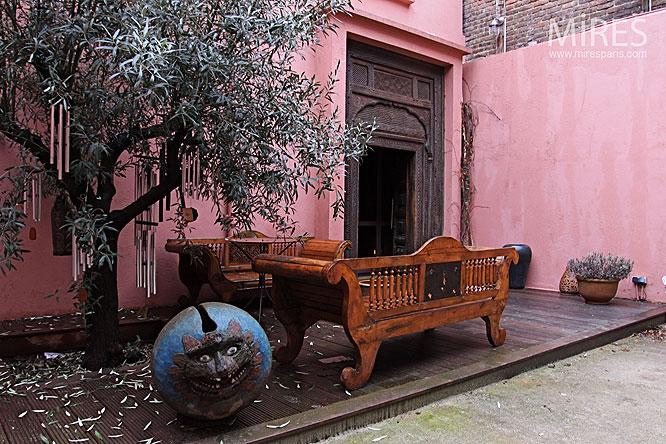 Terrasse d'asie. C0021