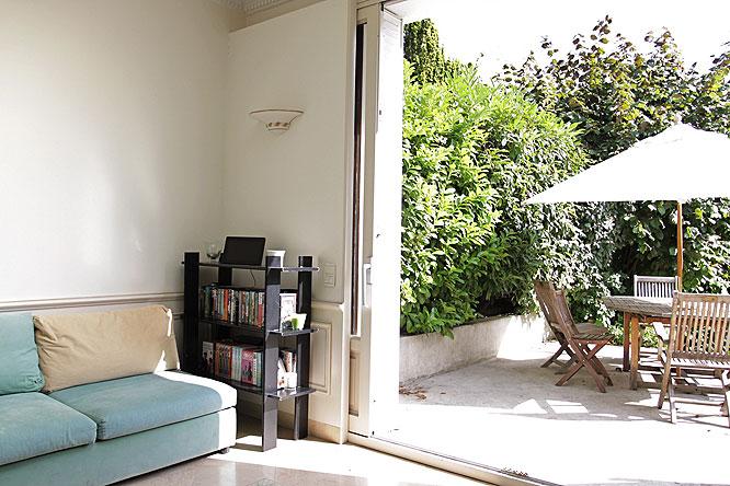 rez de jardin et lumi re z nithale c0141 mires paris. Black Bedroom Furniture Sets. Home Design Ideas