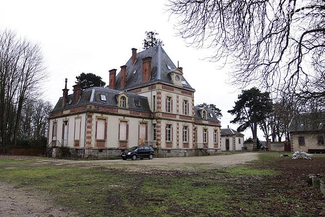 Maison bourgeoise. C0205