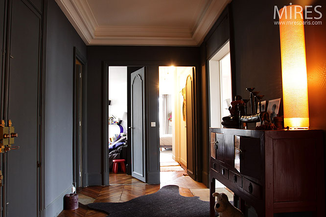 vestibule sombre c0214 mires paris. Black Bedroom Furniture Sets. Home Design Ideas