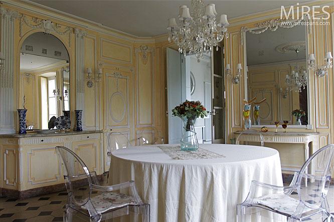 Diner romantique. C0237