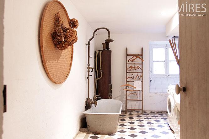 baignoire d antan c0051 mires paris. Black Bedroom Furniture Sets. Home Design Ideas
