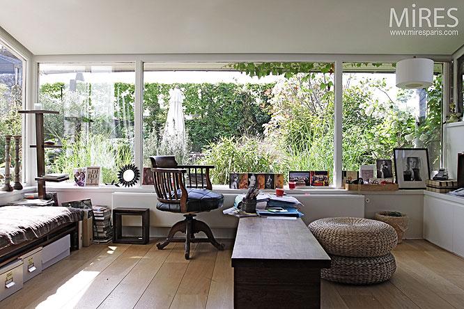 Chambre sur terrasse. C0056