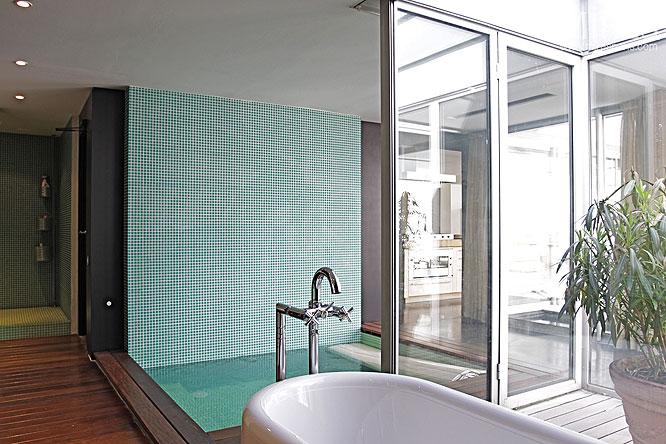 mini patio et salle d eau c0075 mires paris. Black Bedroom Furniture Sets. Home Design Ideas