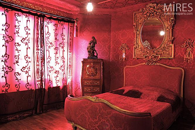 pourpre nocturne c0077 mires paris. Black Bedroom Furniture Sets. Home Design Ideas