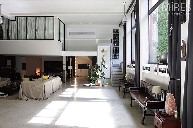 Open Space Moderne C0087 Mires Paris