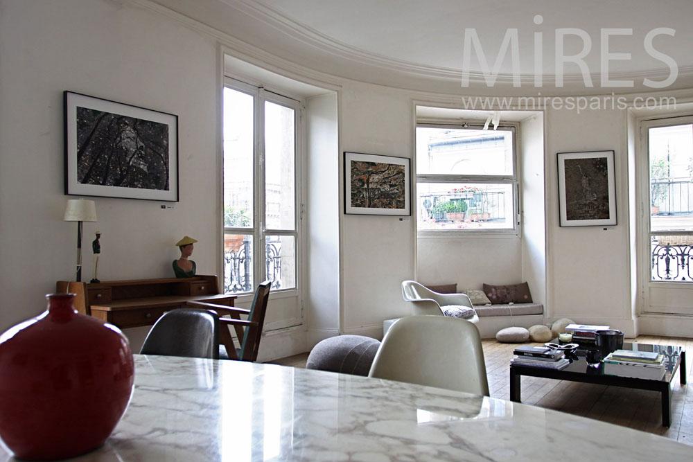 Double S 233 Jour Haussmannien C0104 Mires Paris