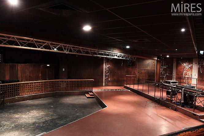 Salle de concert. C0111