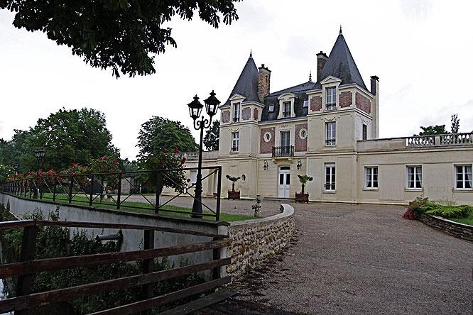 Château restauré. C0134