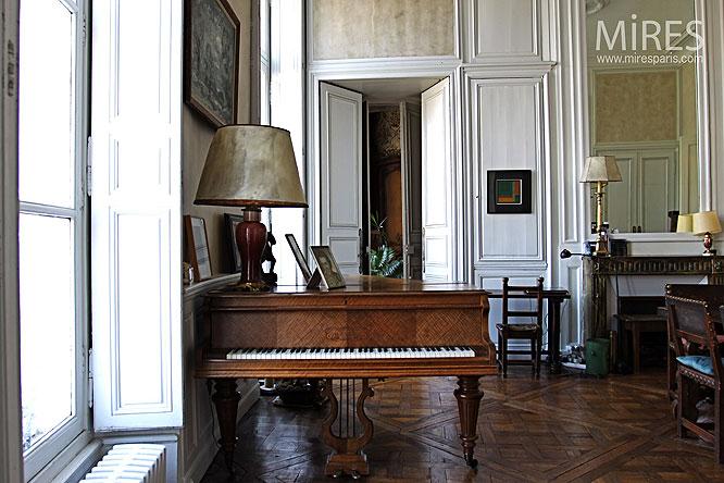 Salle manger et meubles anciens c0108 mires paris for Salle a manger paris