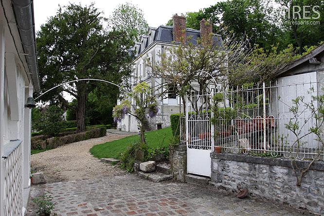 Maison bourgeoise. C0120