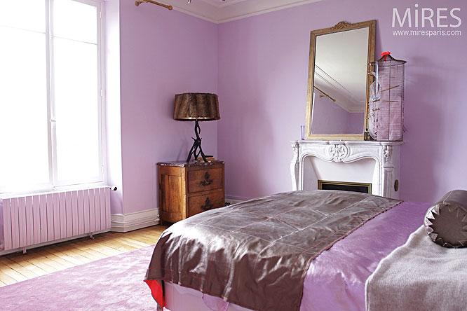Chambre colorée. C0120