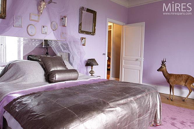 Chambre colorée. C0120 | Mires Paris