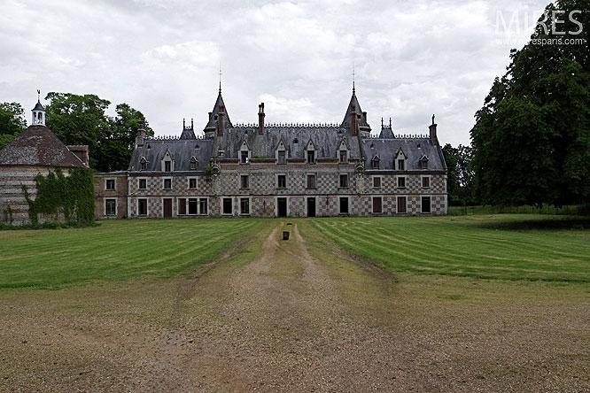 Château de famille. C0122