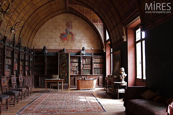 Salle de lecture des Princes. C0122