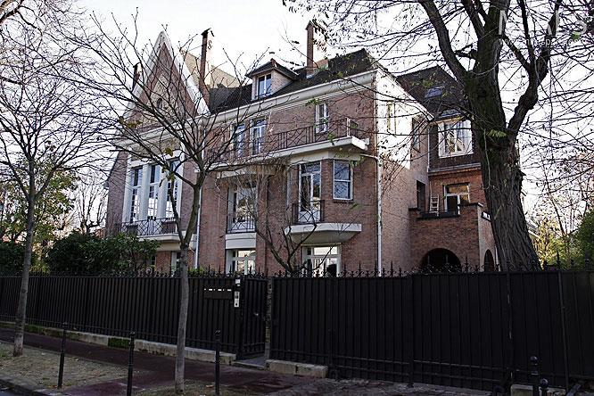 Maison bourgeoise. C0194