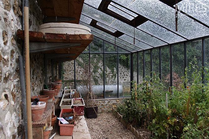 Petit jardin d hiver c0172 mires paris - Verriere jardin d hiver ...