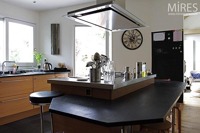 Mezzanine Kitchen Dining