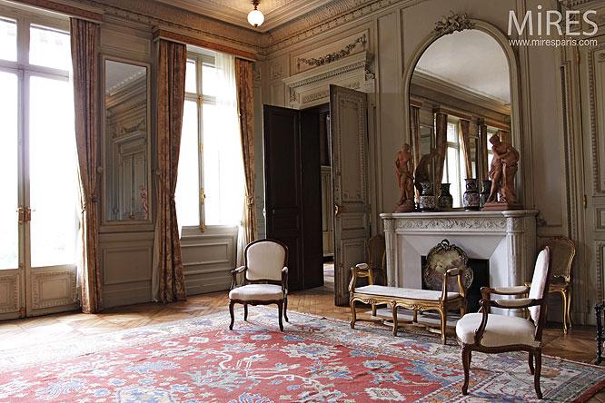 Salon de réception. C0171