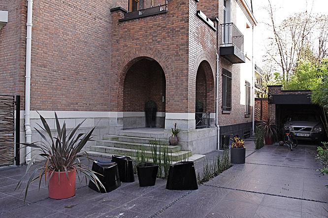 Maison bourgeoise c0194 mires paris - Maison ancienne bourgeoise paris vi ...