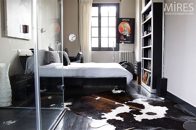 parquet peint en noir rx77 jornalagora. Black Bedroom Furniture Sets. Home Design Ideas