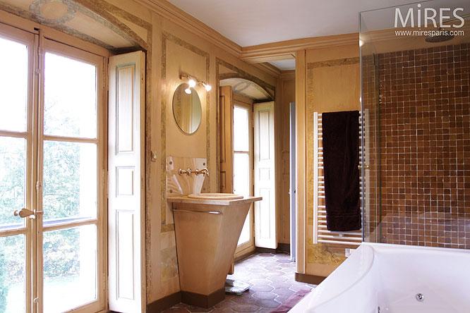 salle d eau d co c0237 mires paris. Black Bedroom Furniture Sets. Home Design Ideas