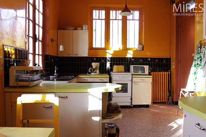 Cuisine R 233 Tro C0241 Mires Paris