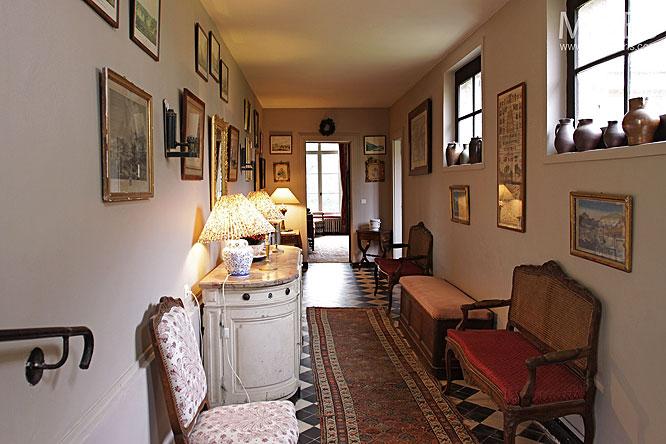 Couloir classique. C0151