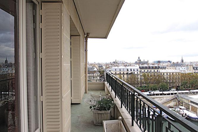 Balcon Parisien C0180 Mires Paris