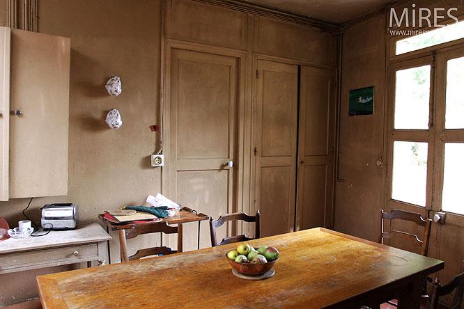 Cuisine à l\'ancienne. C0151 | Mires Paris