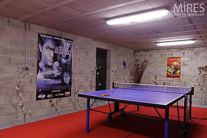 Table De Ping Pong C0134 Mires Paris