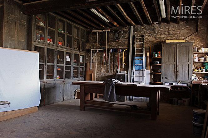 Bricolage rustique c0143 mires paris - Atelier bricolage paris ...