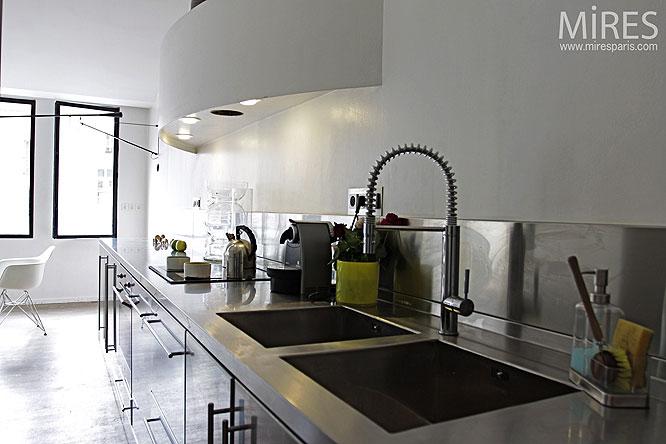 Petite cuisine moderne c0150 mires paris for Petite cuisine moderne design