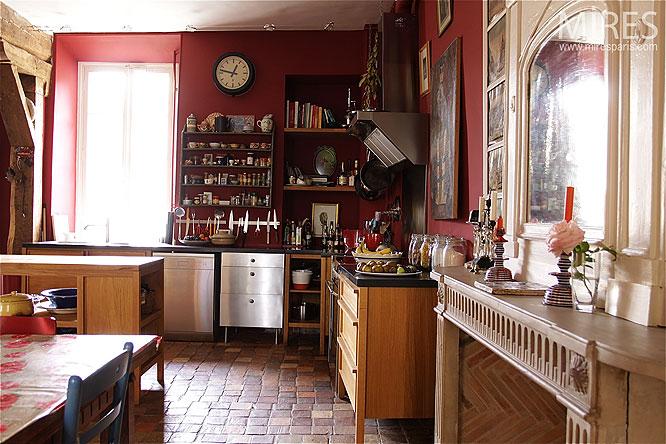 Cuisine Pourpre C0181 Mires Paris