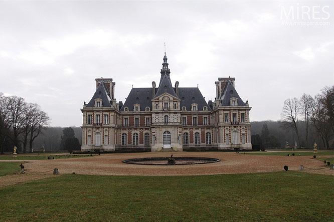 Parc et château. C0205