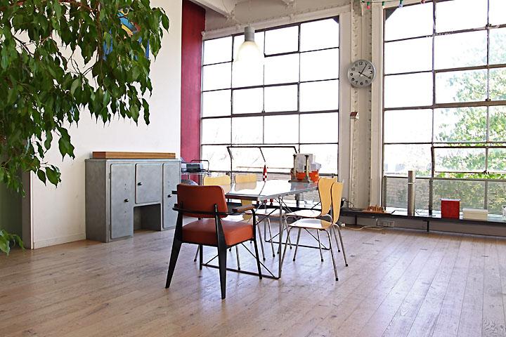 loft et baie vitr e c0304 mires paris. Black Bedroom Furniture Sets. Home Design Ideas
