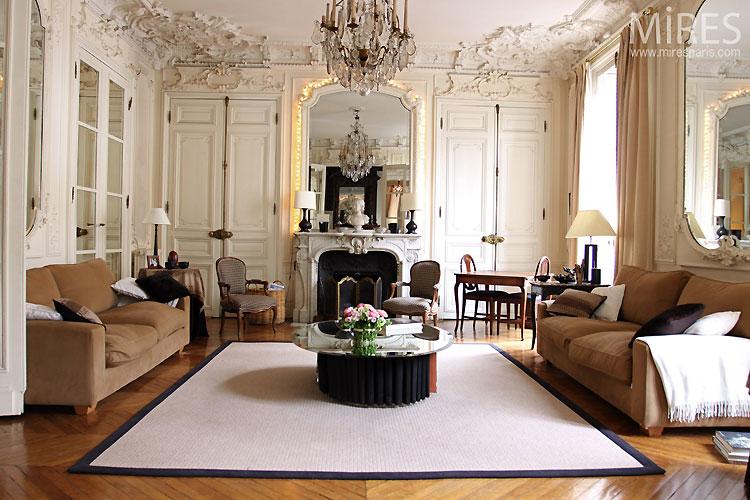 Double S Jour Classique C0314 Mires Paris