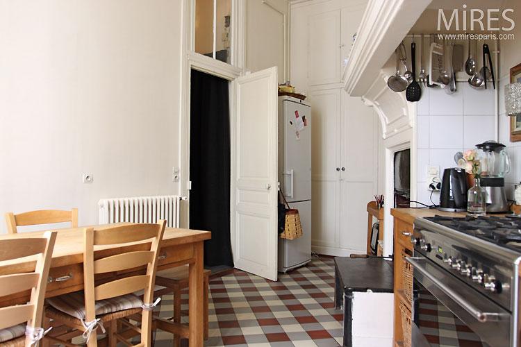 Cuisine Et Grande Chemin E C0314 Mires Paris